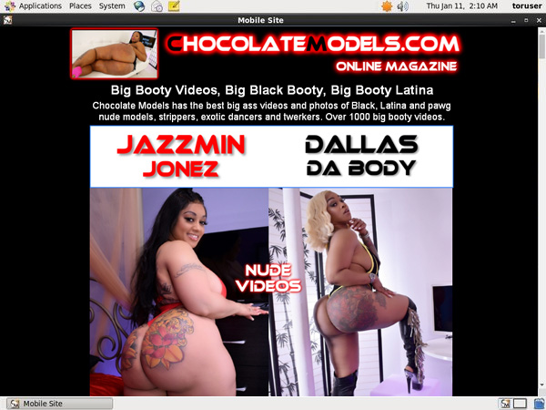 Chocolatemodels.com Premium Passwords