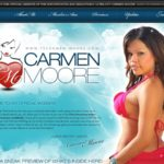 Carmenmoore Password Account