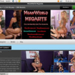 Meanworld Checkout Page
