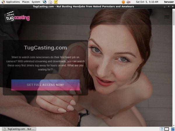 Sign Up Tug Casting Free