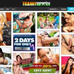 Tranny Surprise Free Trial Url
