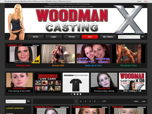 What Is Woodman Casting X