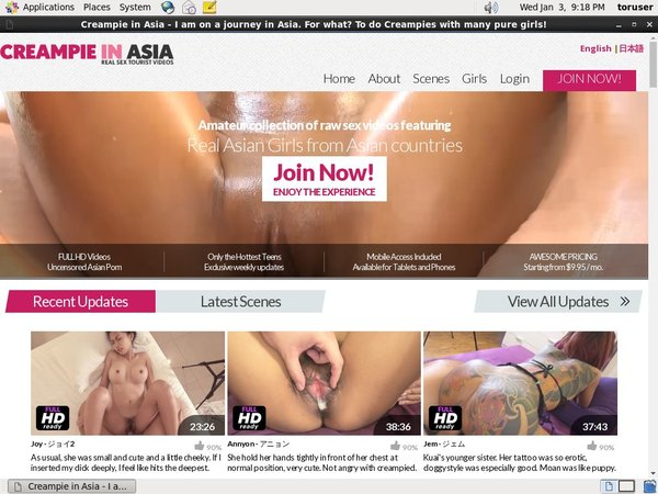 Creampie In Asia Porn Site