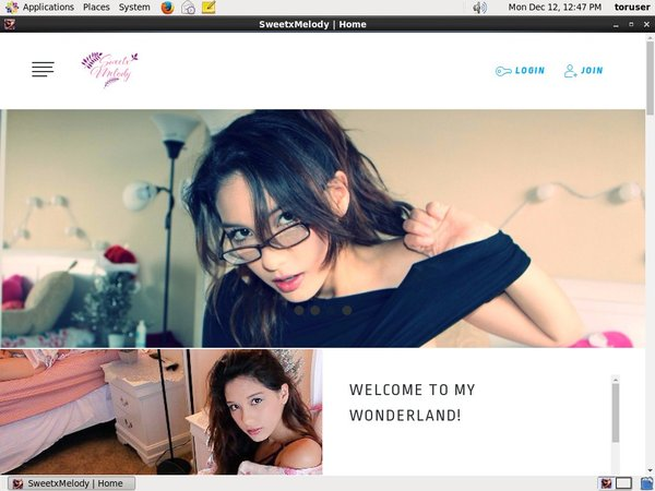 Discount Link SweetxMelody