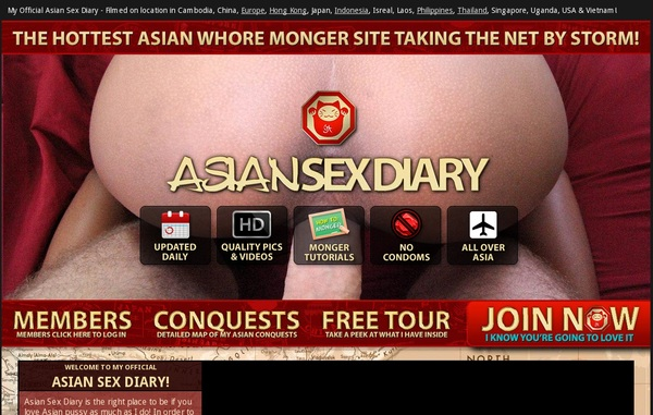 Asian Sex Diary Discount Join