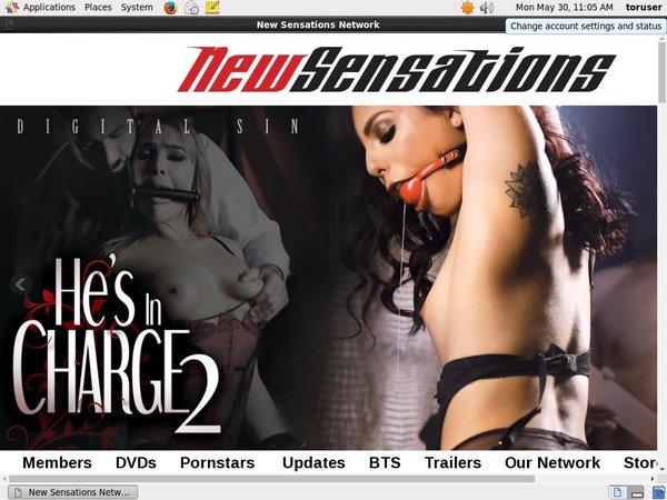Newsensations.com Login Info