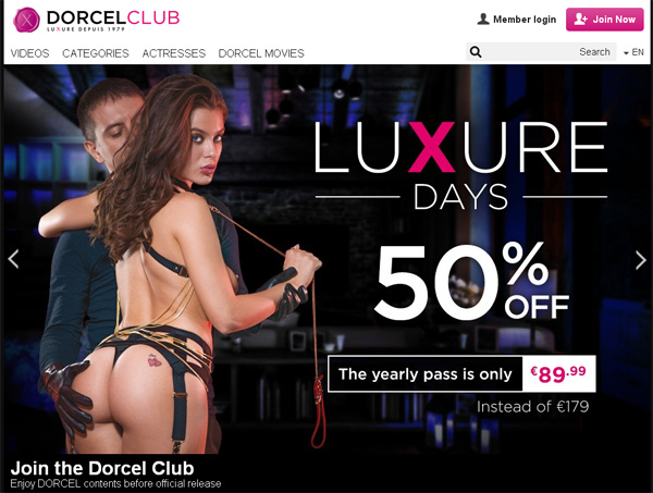 Is Dorcelclub.com Real
