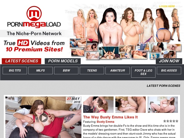 Pornmegaload.com Join Via Paypal