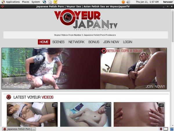 Free Logins For Voyeurjapantv