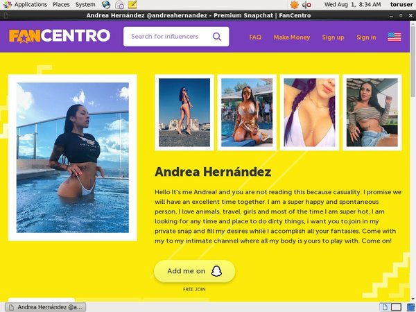 Acc Andrea Hernandez