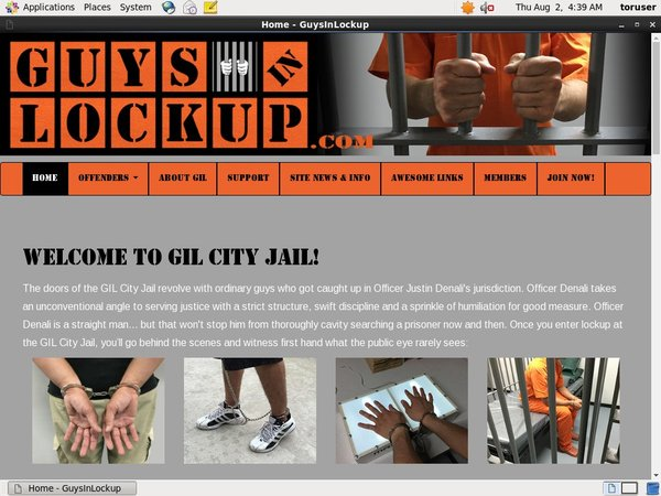 Guys In Lockup Free Trial Access